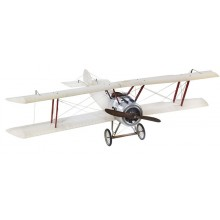 Avion Sopwith camel transparent: maquette Avion Sopwith camel transparent