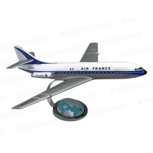 Maquette Caravelle III d'Air France